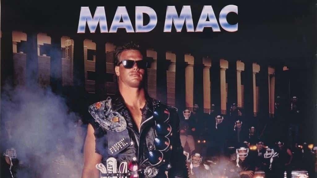 Mad Mac poster